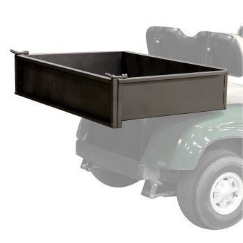 Steel Cargo Box for EZGO TXT