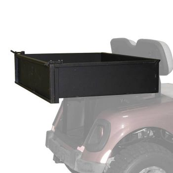 Steel Cargo Box for EZGO RXV