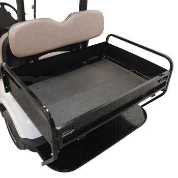 Rear Folding Seat Box Kit for Yamaha Drive- Stone