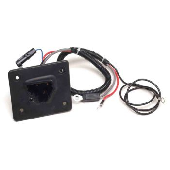 Charger Receptacle for 48V Delta-Q