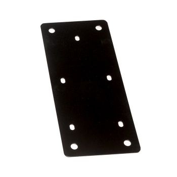 Golf Club & Ball Washer Mounting Plate for E-Z-GO 2Five