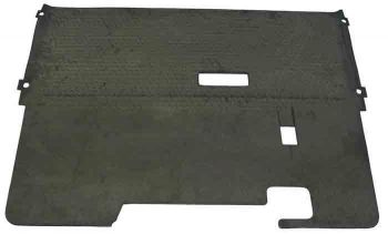 Floor Mat For E-Z-GO TXT - Without Horn Hole