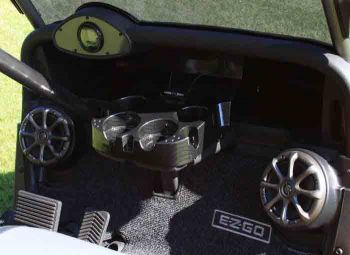 RXV Kicker Bluetooth Audio System & Pods Package