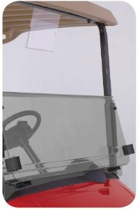 RXV Tinted Fold Down Windshield Kit