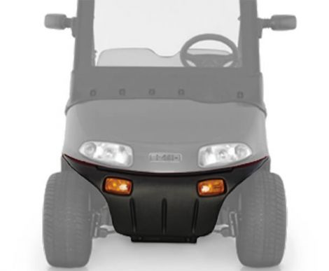 Front Fascia Assembly with Lights for E-Z-GO 2Five