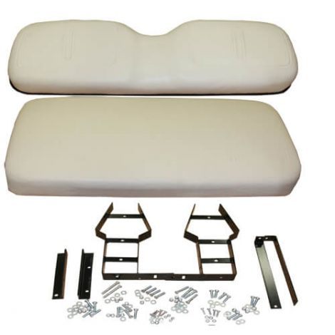 Rear Fixed Seat Assembly