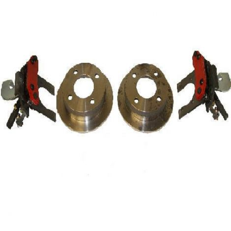 Mechanical Disc Brake Assembly for Club Car & Yamaha Vehicles