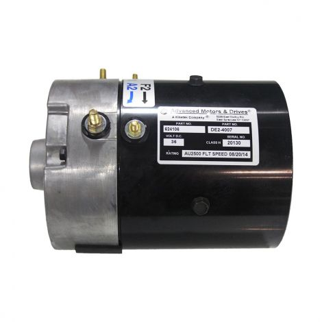 Advanced Battery (ELiTE) Vehicle DC PDS Electric Motor
