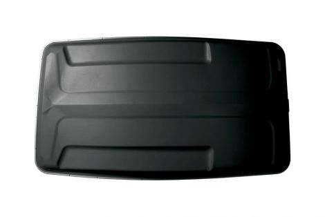 """630309 - 80"""" Sun Top without Holes   Black"""