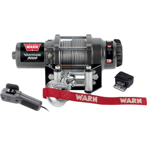 WARN Pro-V 3500lb Winch Kit