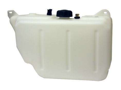 Gas Tank & Cap Assembly