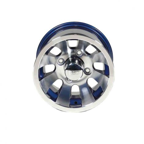 10x7 Blue Daytona Wheel