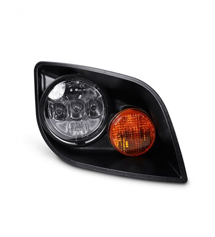 LED Headlight Assembly (Passenger Side)