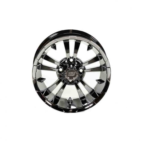 14x7 Maverick SS Wheel (Black Chrome)