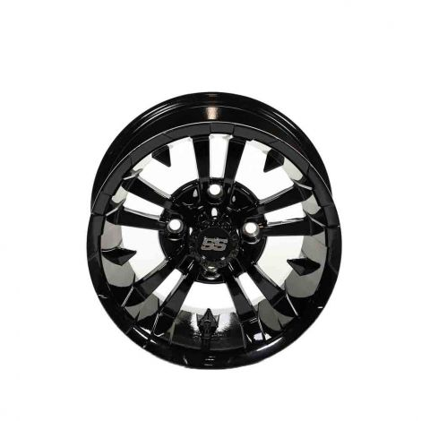 12x7 Maverick SS Wheel (Gloss Black)