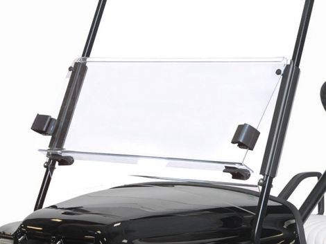 ST Clear Split Windshield Kit (Lexan)
