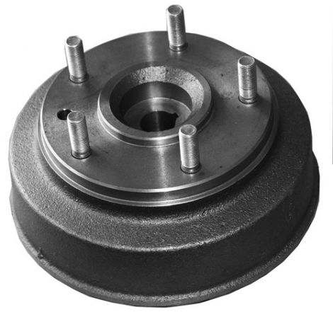 Titan Brake Drum & Hub Assembly