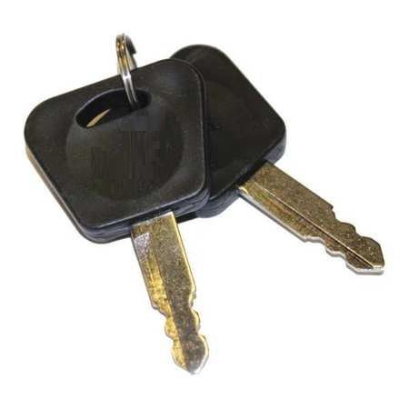 Key, Ignition for 4X4 Diesel (2)