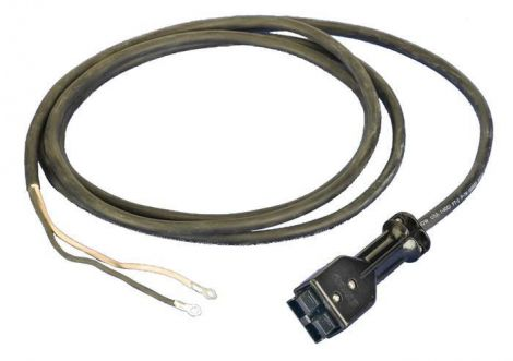 DC Power Cord & Plug - 10 ft