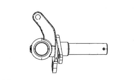 Spindle Assembly | Driver's Side
