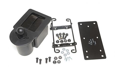 Golf Club & Ball Washer Kit for E-Z-GO RXV (Driver Side)