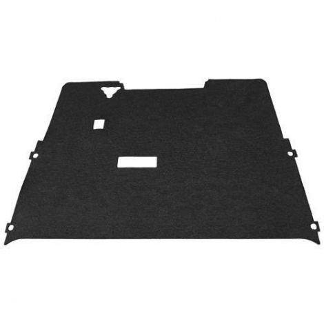 Floor Mat without Horn Hole