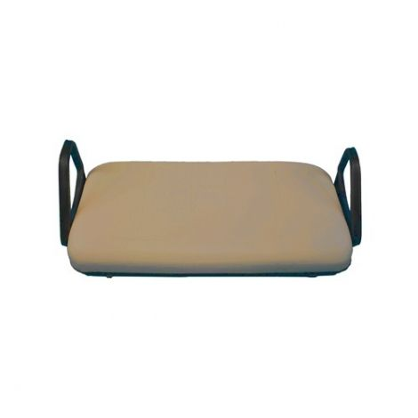 SEAT BOTTOM COVER BROWN
