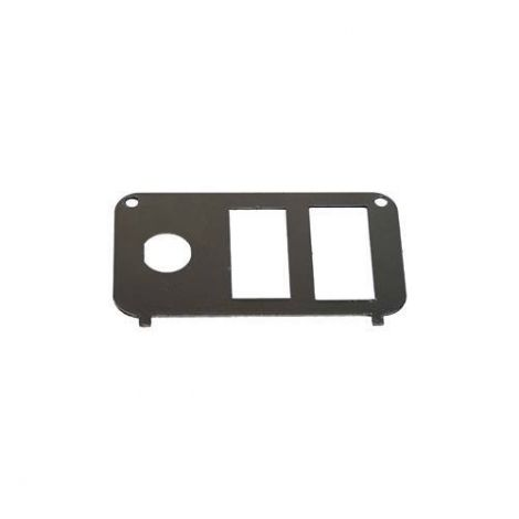 Console Insert Plate - F&R Switch & State of Charge Meter
