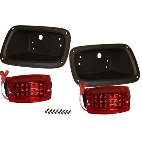 Tail Lights for TXT Vehicles with Head Lights