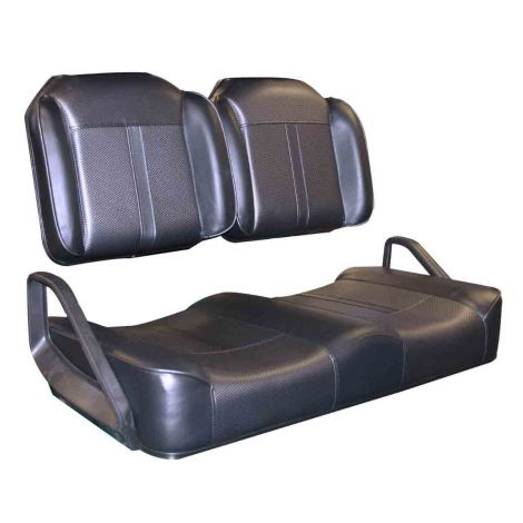 Front Luxury Seat Package for E-Z-GO RXV & TXT