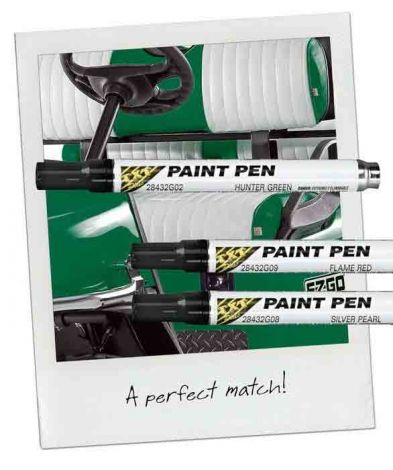 Paint Pen | Safety Yellow