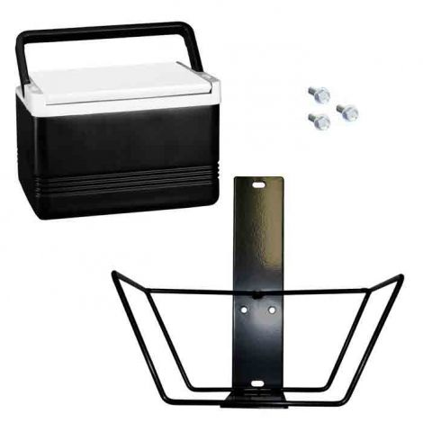 Black Cooler with Bracket for TXT