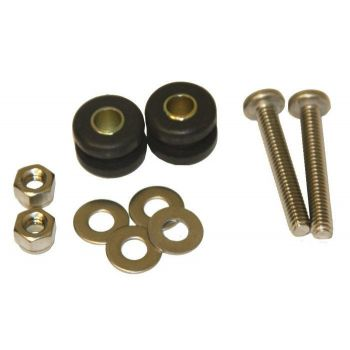 Flat/Split Windshield Hardware Kit