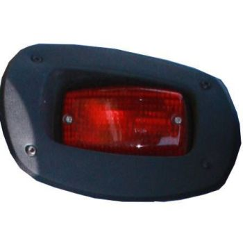 Tail Light Assembly, Driver Side
