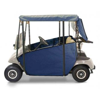 2-Passenger Over The Top Enclosure for TXT | Mediterranean Blue Tweed