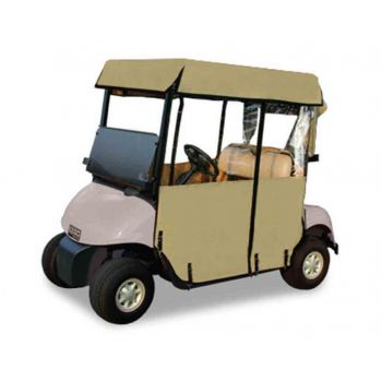 3-Sided Enclosure for 2-Passenger RXV | Tan