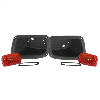 LED Tail Lights for Vehicles with Headlights