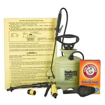 Golf Car Battery Maintenance Kit