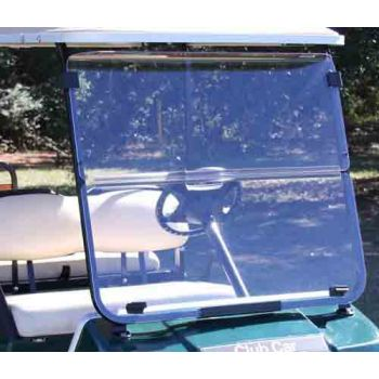 Clear Split, 30/70 Blend Windshield for Club Car DS Vehicles