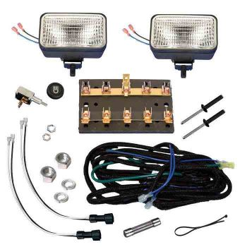 Universal Headlight Kit