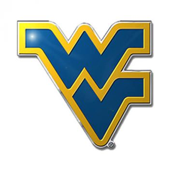 Golf Cart College Decals  | West Virginia Mountaineers