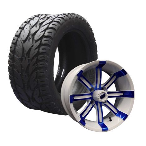 "14"" Spartan on 23x10 Blaze Tires Combo 
