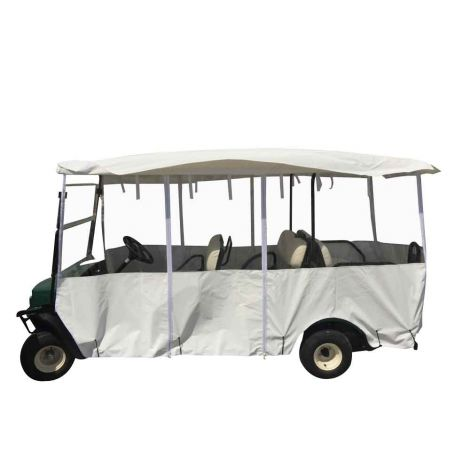 Shuttle 8 Enclosure | White