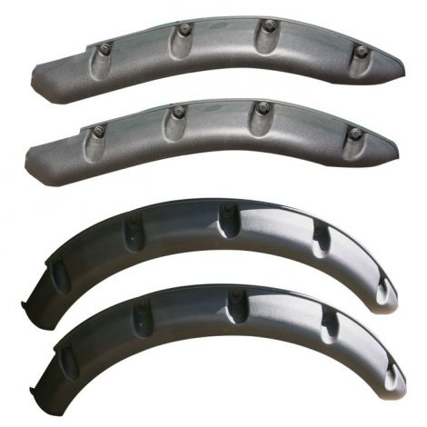 EZGO Fender Flare Set for TXT 2014 - Up