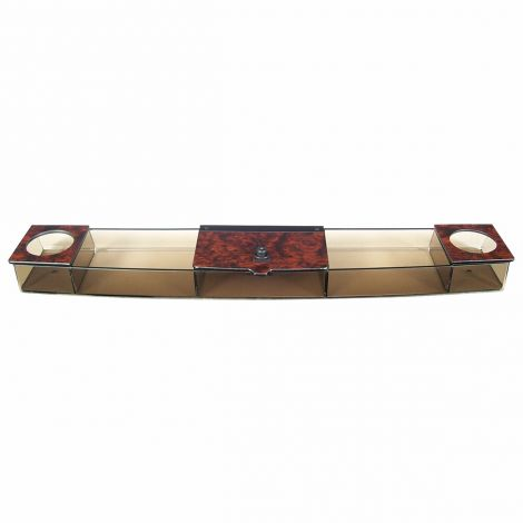 Dash Beverage Tray for Yamaha Drive | Regal Burl - Wood Grain