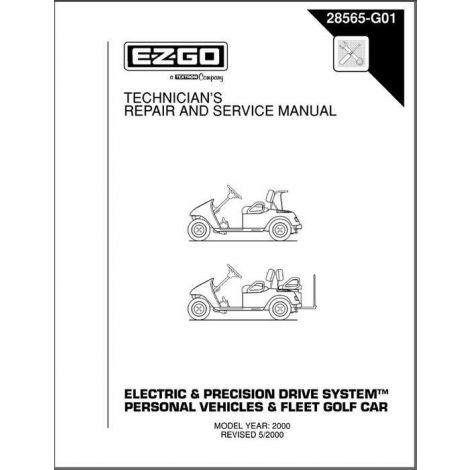 EZ      GO       TXT    Repair Manuals     EZ      GO    Repair Manuals