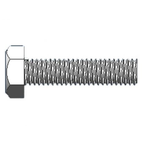 Hex Head Bolt, M6-1.25