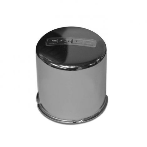 Center Cap with E-Z-GO Logo (Front Mount for Split Spoke Wheel)