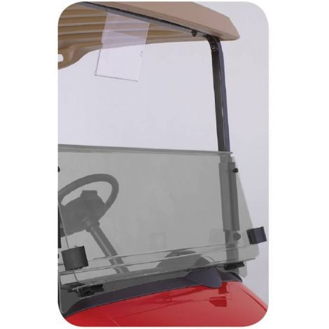 Tinted Fold Down Windshield Kit for RXV