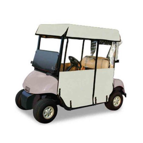 "3-Sided Enclosure | 2-Passenger with 54"" Top"